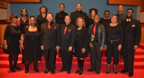 The Gospel Choir  2018
